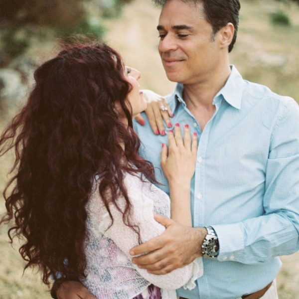 Valley of Hinnom Engagement | Mona + Herve