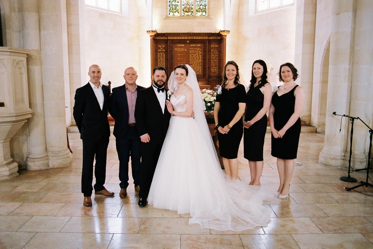 Christ Church - Jerusalem Destination Wedding - Joanna and Alex_0028