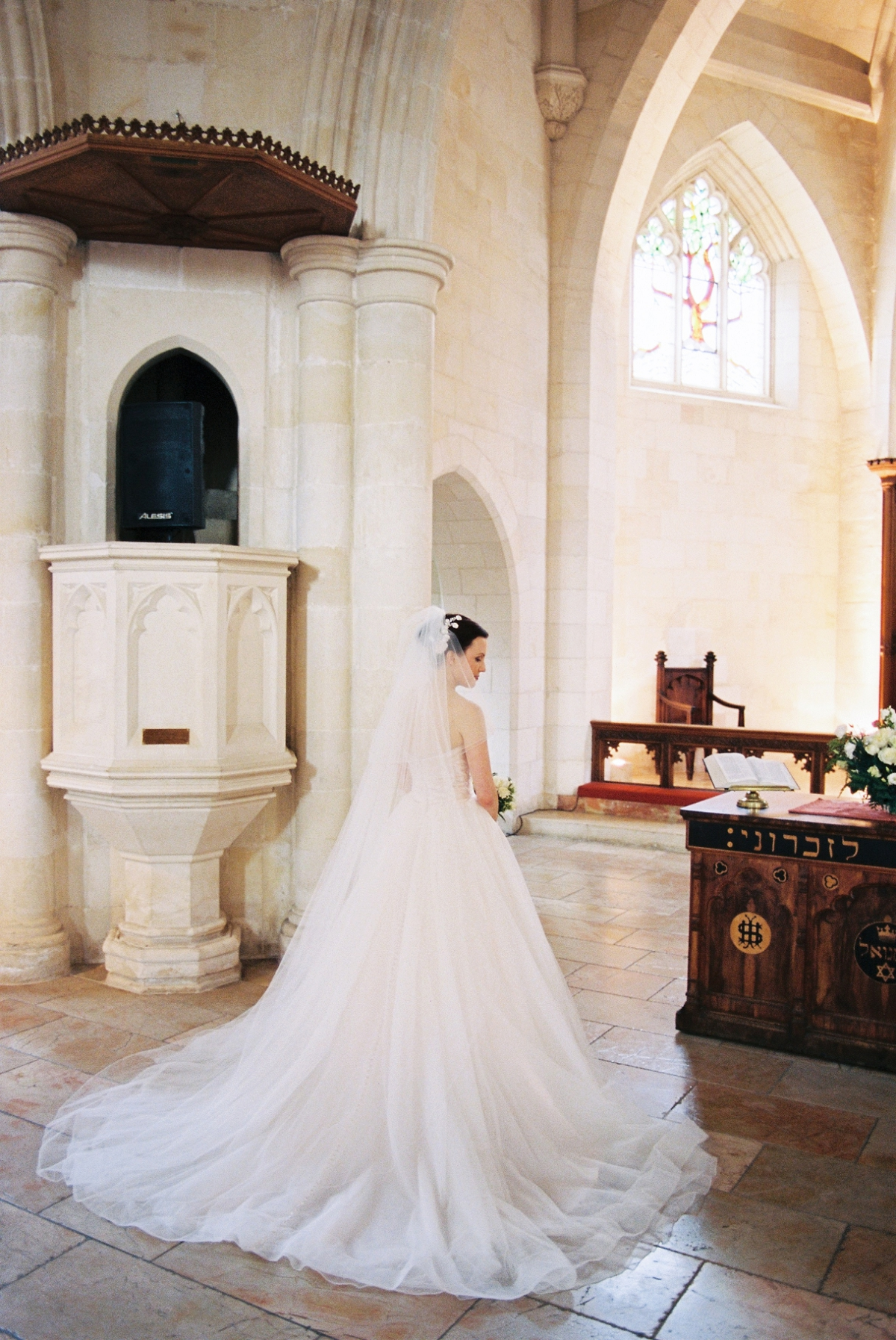 Christ Church - Jerusalem Destination Wedding - Joanna and Alex_0035