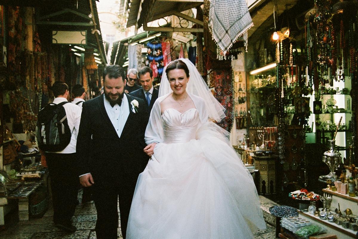 Christ Church - Jerusalem Destination Wedding - Joanna and Alex_0042