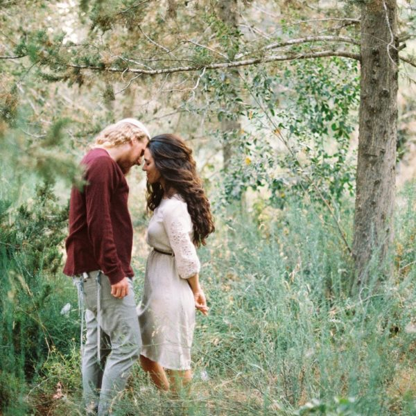 Jerusalem Forest Engagement | Estie + Yosef