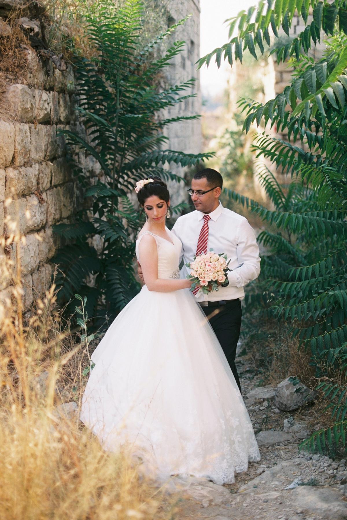Lifta Bridal Portraits - Jerusalem Israel - Muna and Ali - Sigala Photography_0001