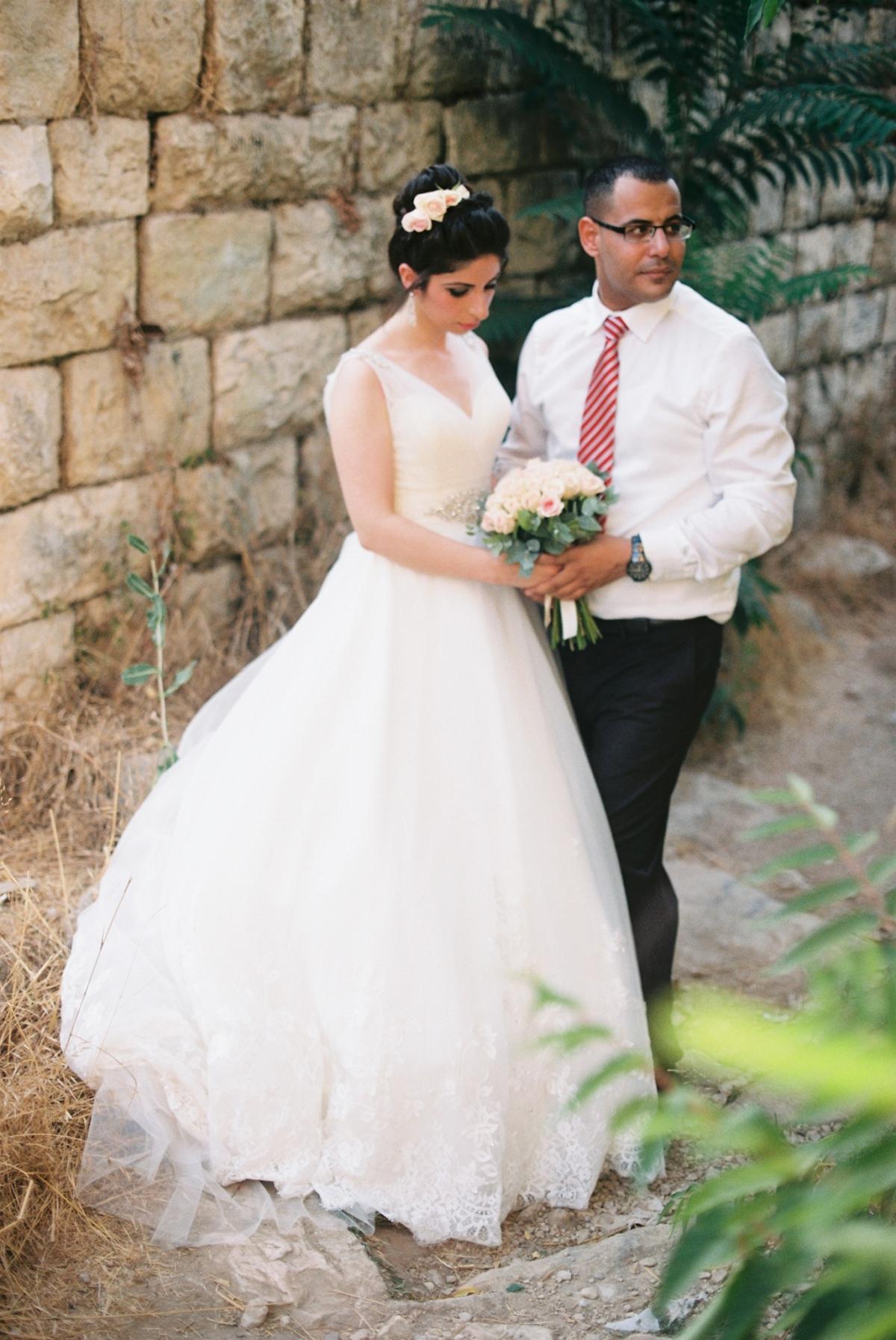 Lifta Bridal Portraits - Jerusalem Israel - Muna and Ali - Sigala Photography_0002