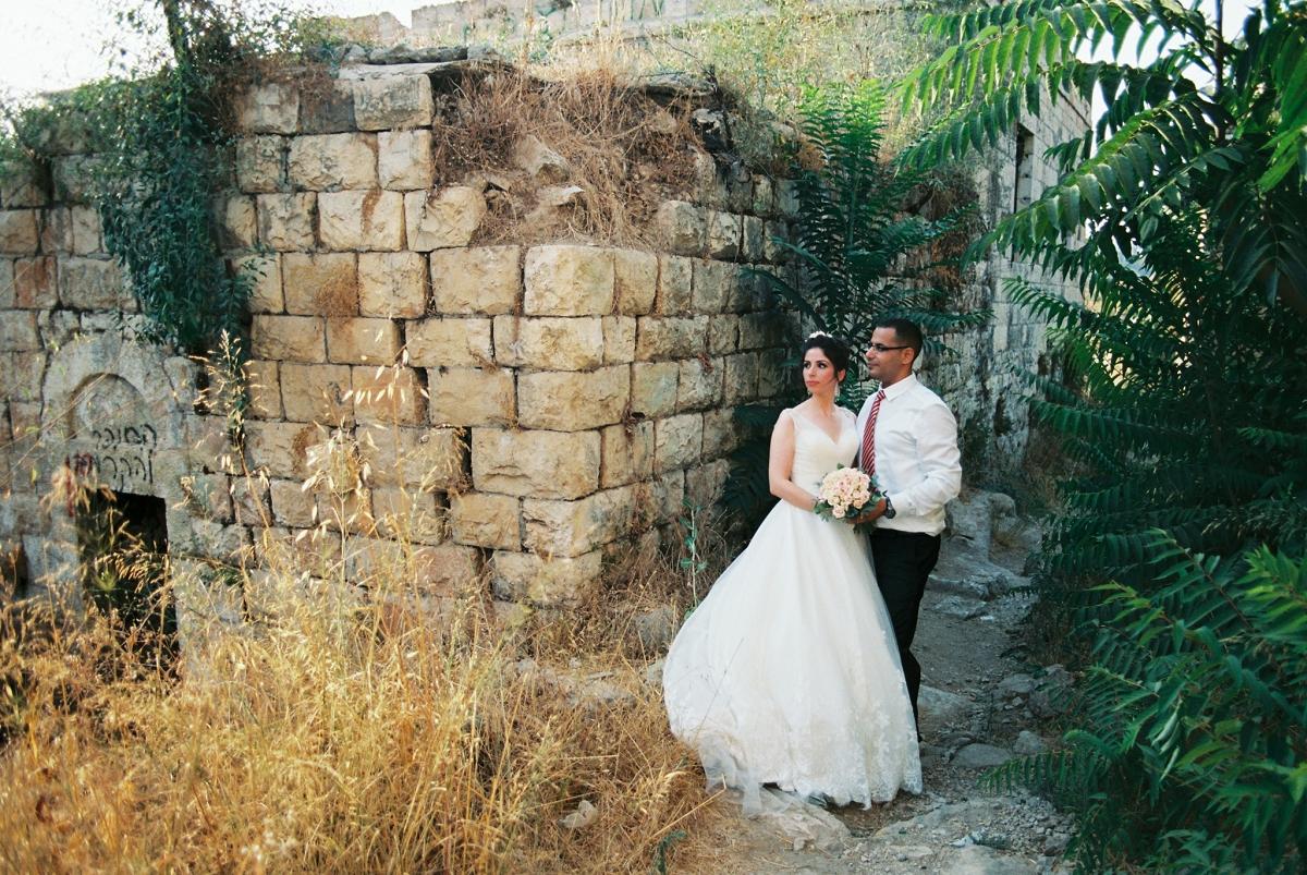Lifta Bridal Portraits - Jerusalem Israel - Muna and Ali - Sigala Photography_0006