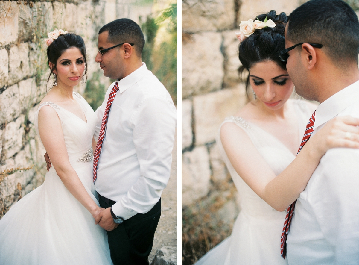 Lifta Bridal Portraits - Jerusalem Israel - Muna and Ali - Sigala Photography_0009