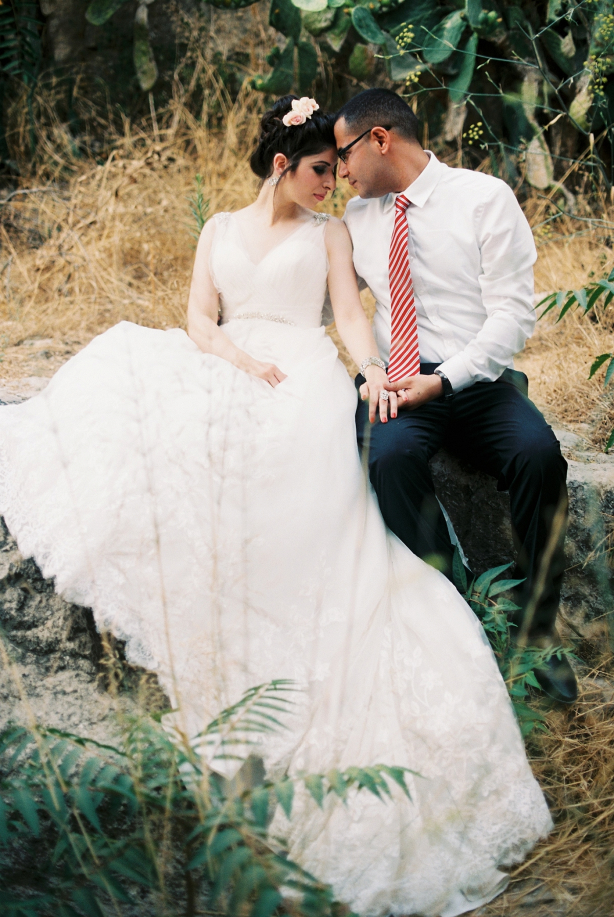Lifta Bridal Portraits - Jerusalem Israel - Muna and Ali - Sigala Photography_0010