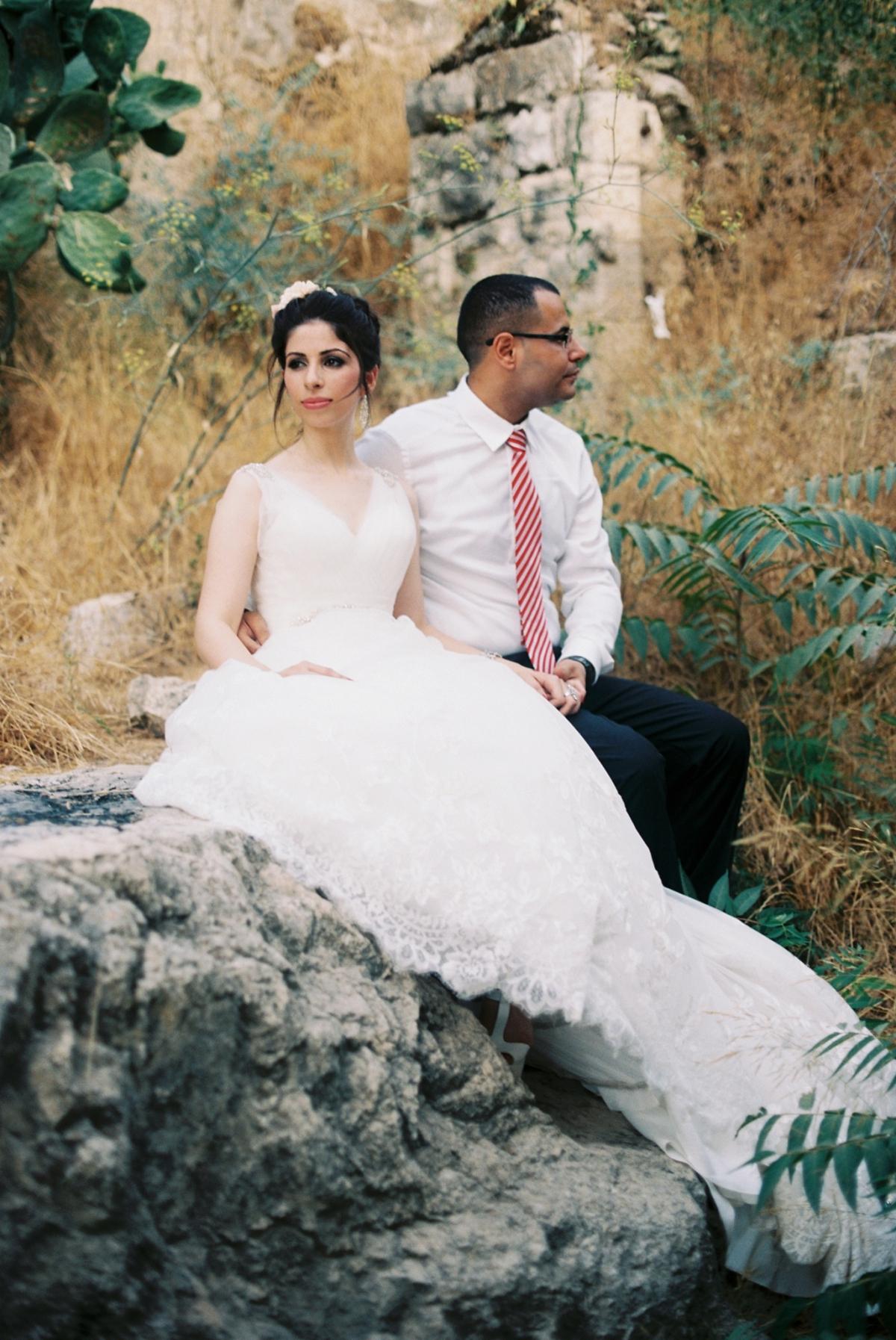Lifta Bridal Portraits - Jerusalem Israel - Muna and Ali - Sigala Photography_0013