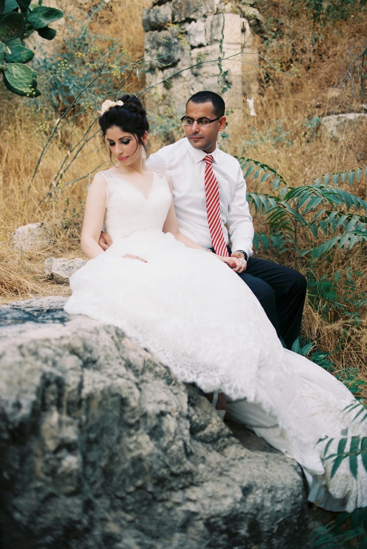 Lifta Bridal Portraits - Jerusalem Israel - Muna and Ali - Sigala Photography_0014