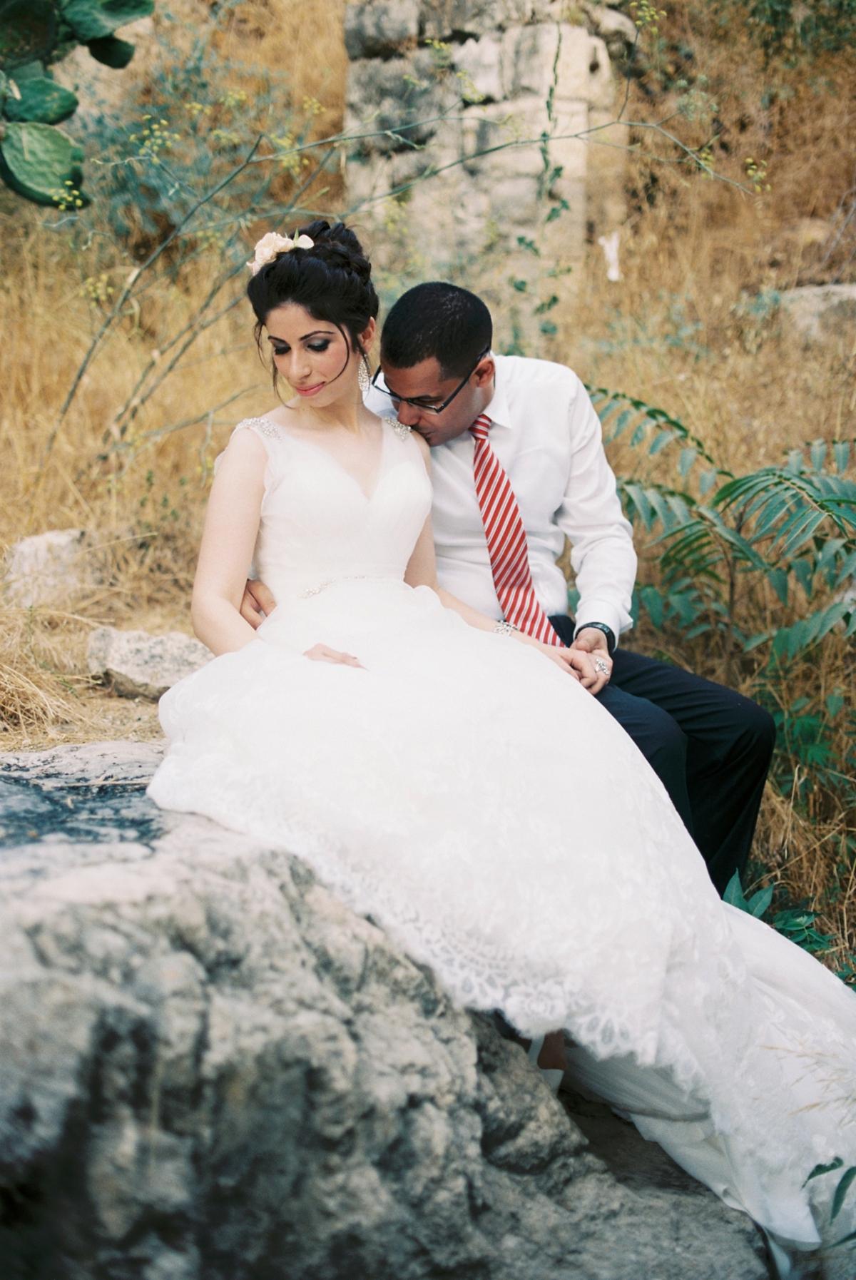 Lifta Bridal Portraits - Jerusalem Israel - Muna and Ali - Sigala Photography_0016