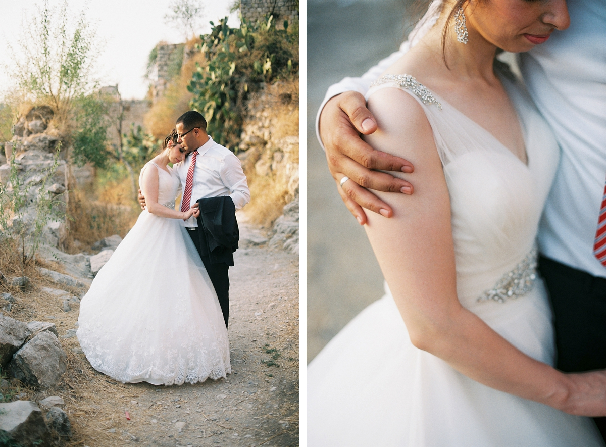 Lifta Bridal Portraits - Jerusalem Israel - Muna and Ali - Sigala Photography_0019