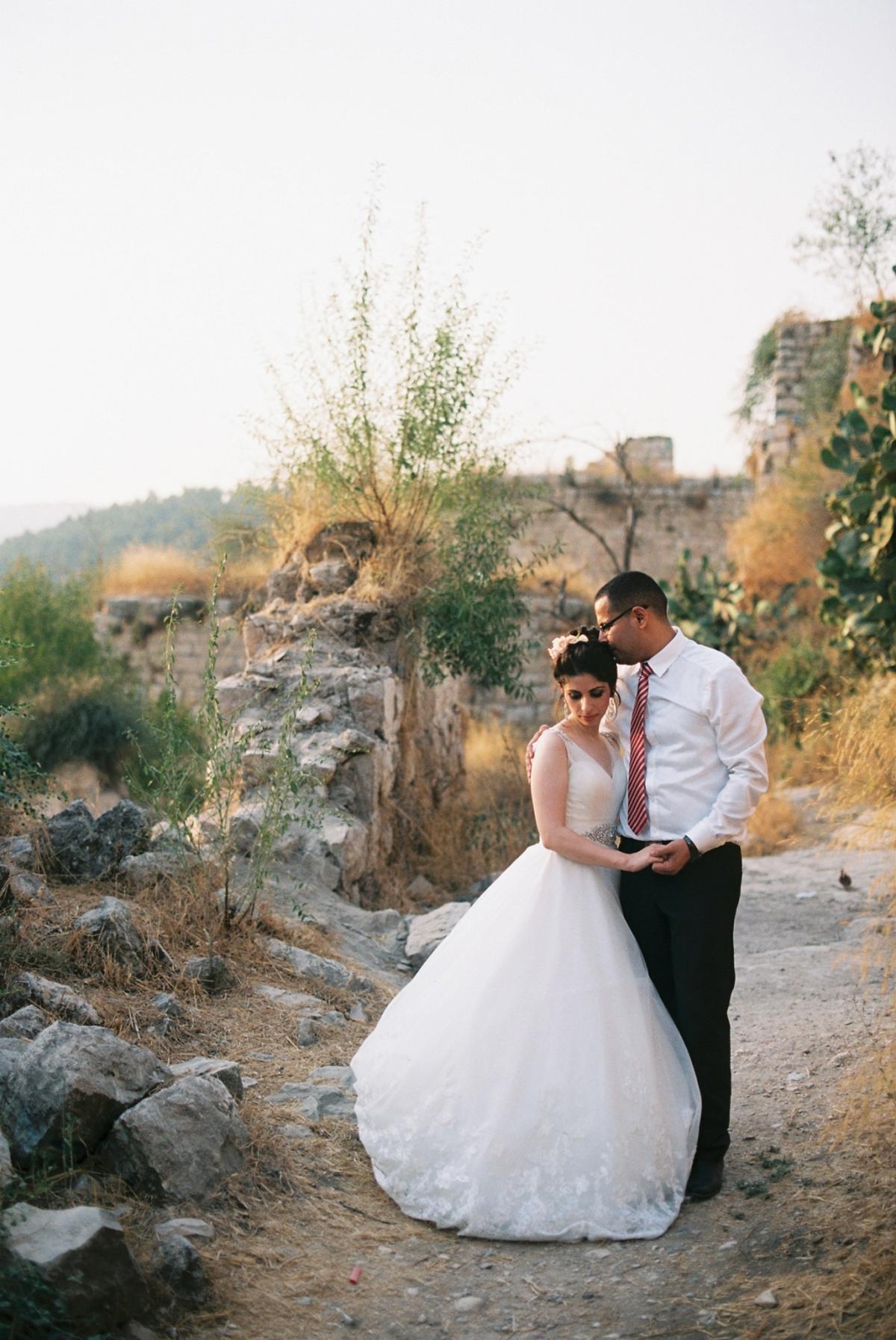 Lifta Bridal Portraits - Jerusalem Israel - Muna and Ali - Sigala Photography_0020