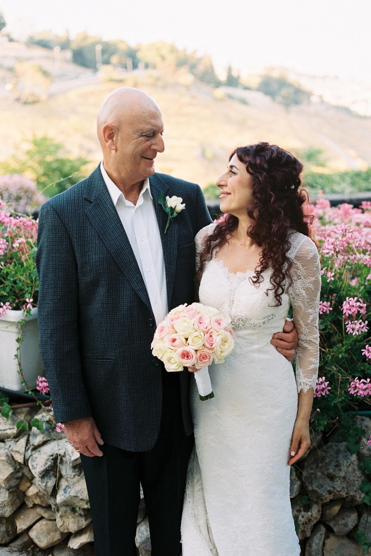 Mount Zion Hotel Wedding - Jerusalem - Mona and Herve-23