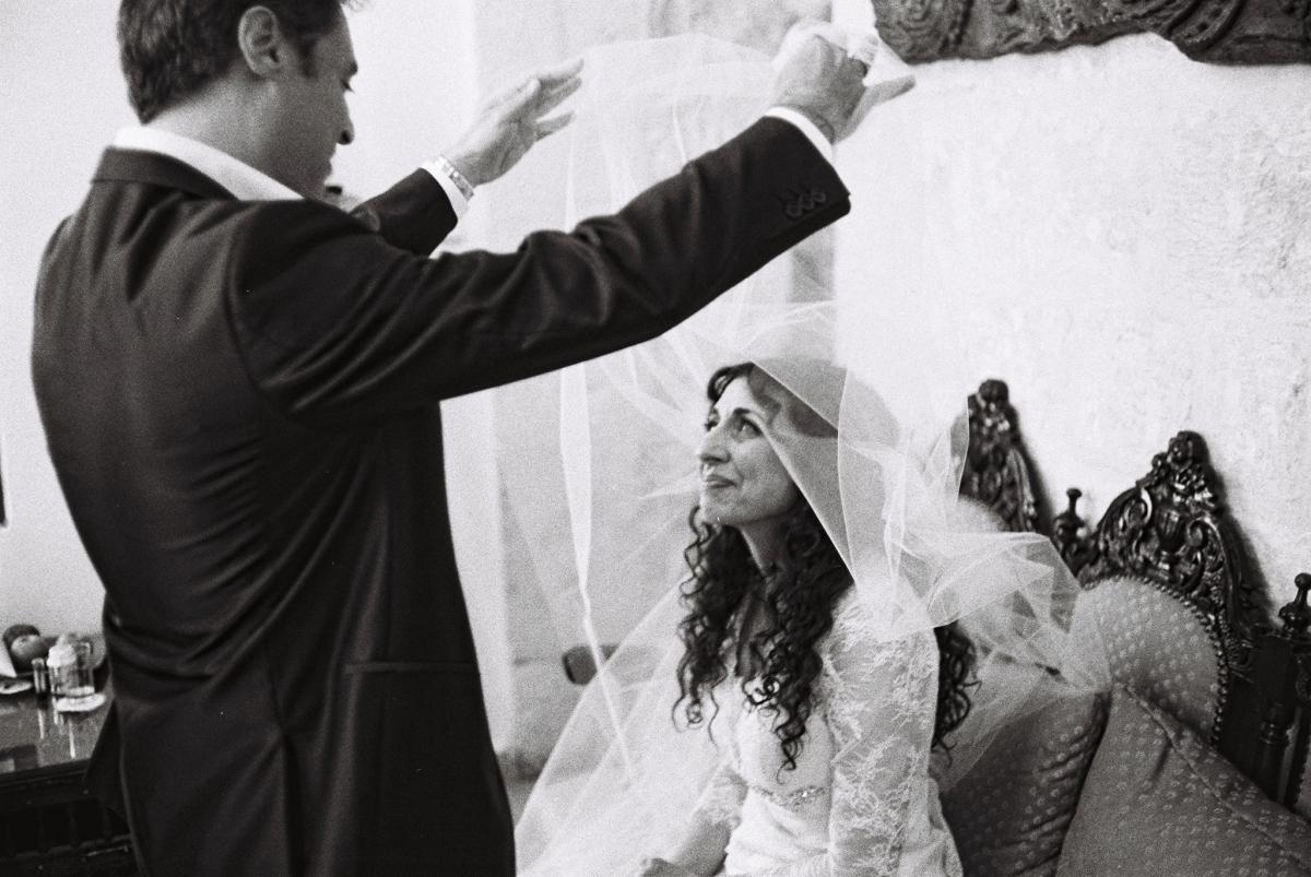 Mount Zion Hotel Wedding - Jerusalem - Mona and Herve-26
