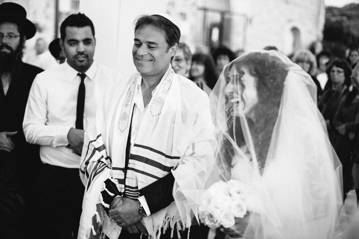 Mount Zion Hotel Wedding - Jerusalem - Mona and Herve-33