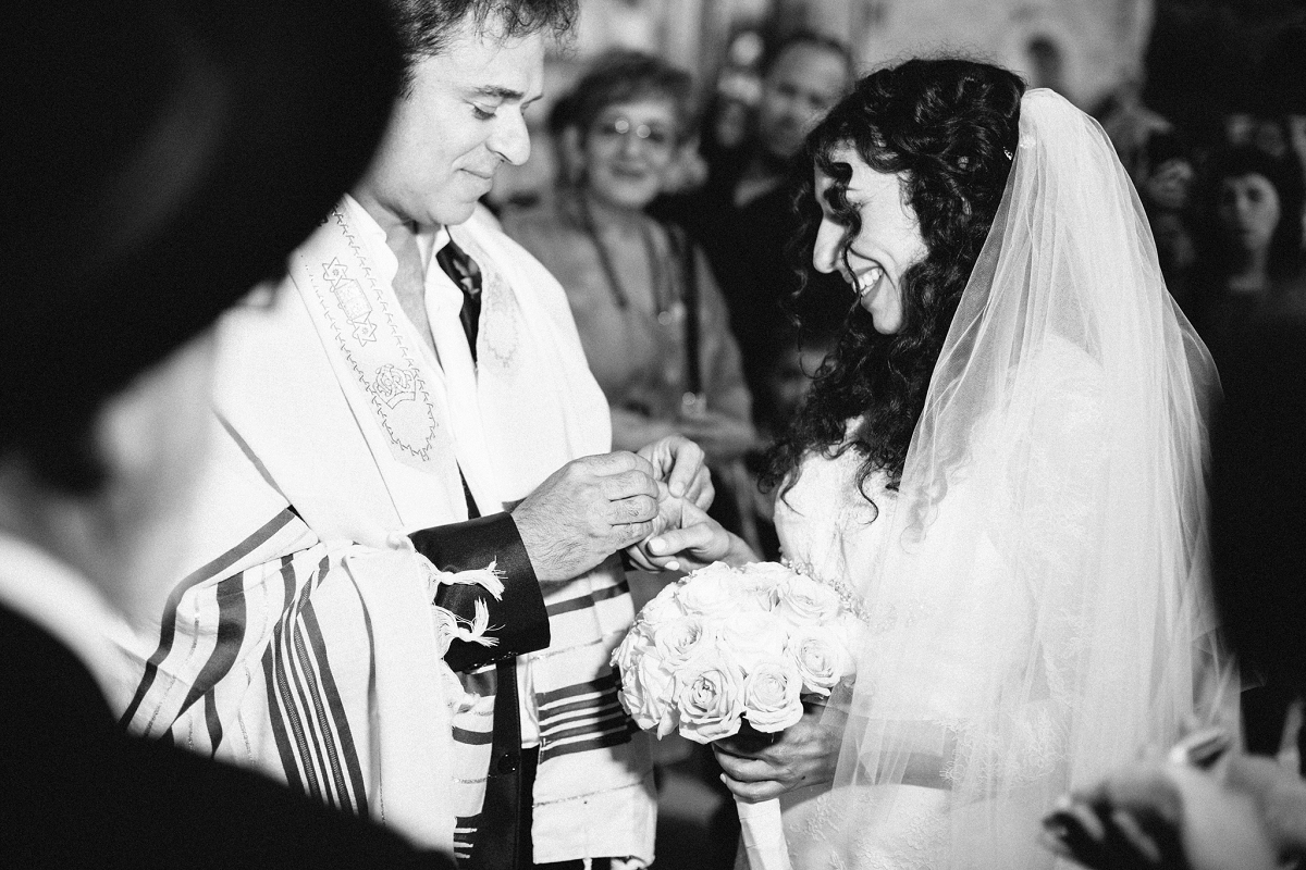Mount Zion Hotel Wedding - Jerusalem - Mona and Herve-36