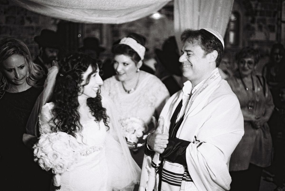 Mount Zion Hotel Wedding - Jerusalem - Mona and Herve-37