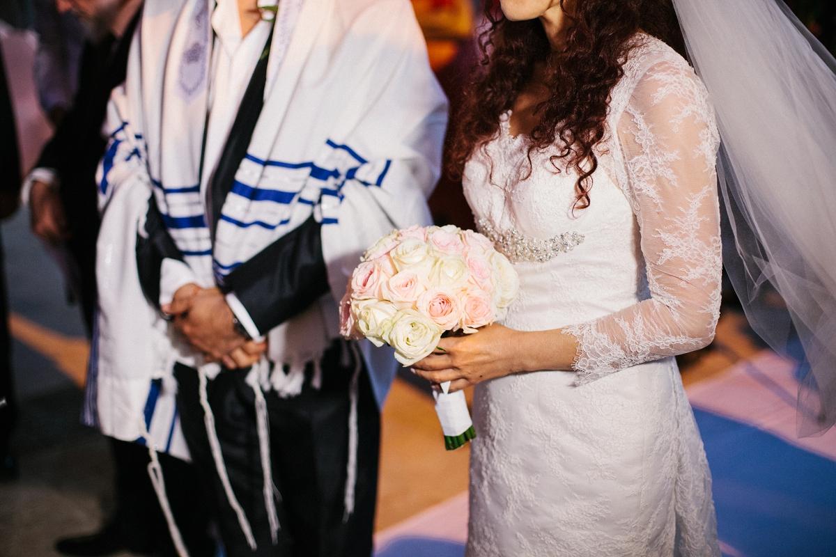 Mount Zion Hotel Wedding - Jerusalem - Mona and Herve-38