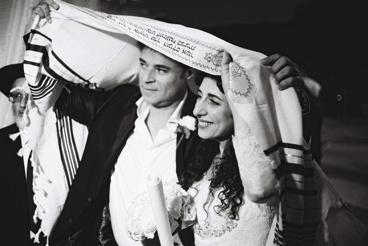 Mount Zion Hotel Wedding - Jerusalem - Mona and Herve-39