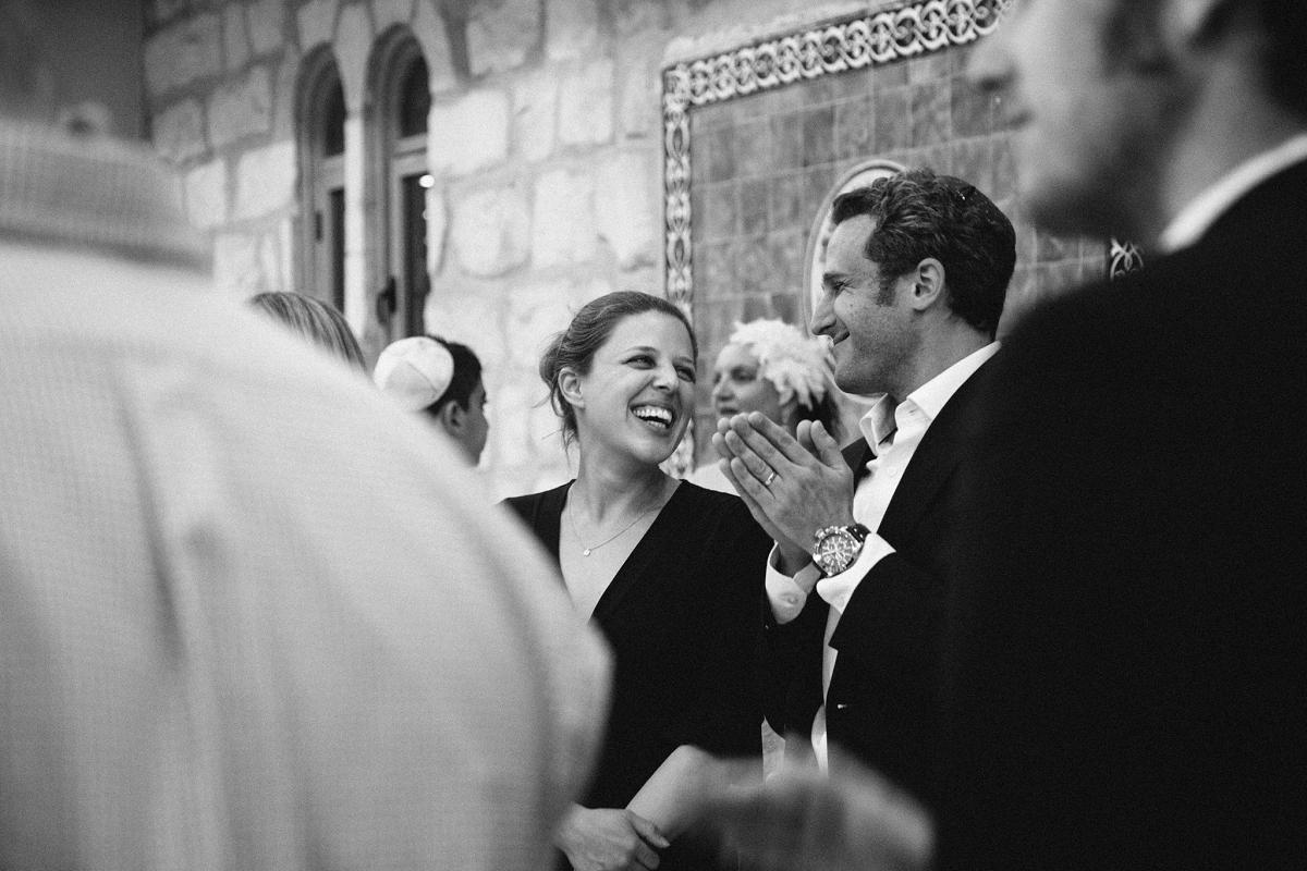 Mount Zion Hotel Wedding - Jerusalem - Mona and Herve-41