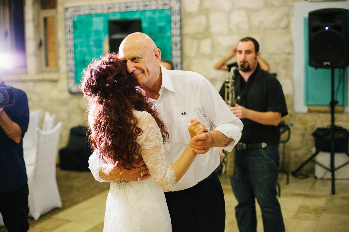 Mount Zion Hotel Wedding - Jerusalem - Mona and Herve-44