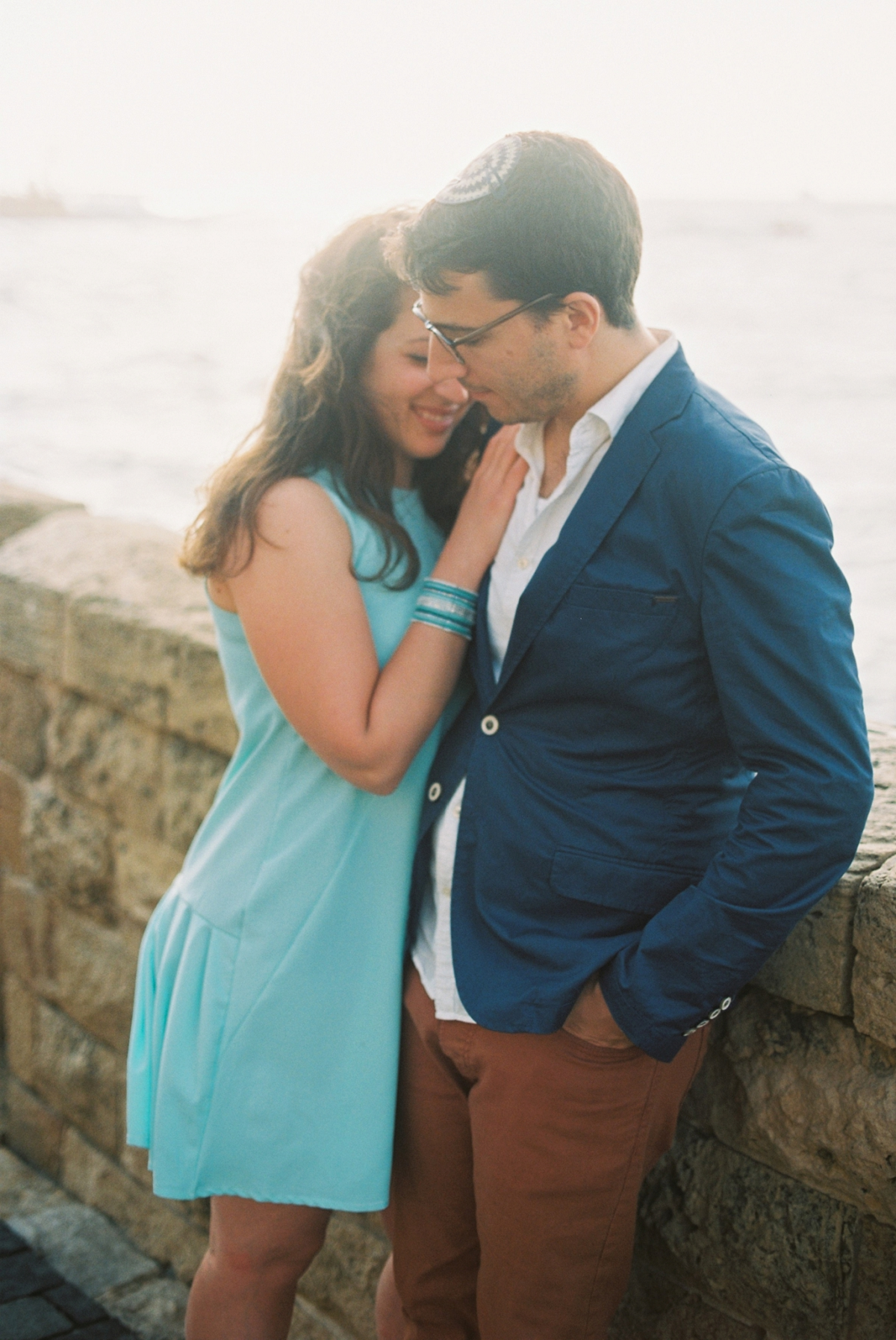 Old City Jaffa Engagement Session - Sigala Photography
