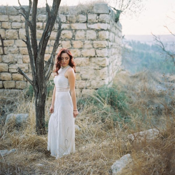 Lifta Jerusalem Portraits | Adelle