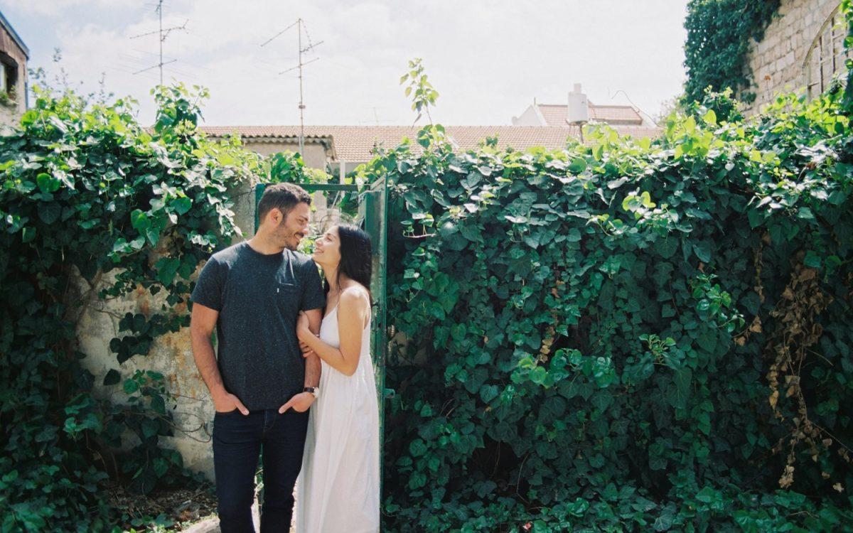 Nachlaot Jerusalem Engagement | Samantha+ Matan